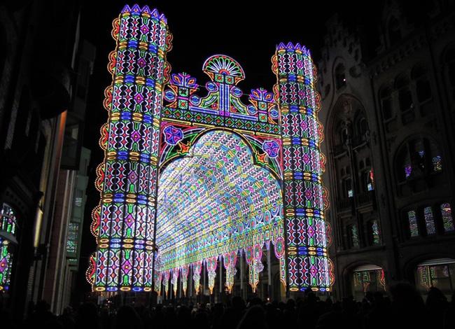 LichtFestival à Gent