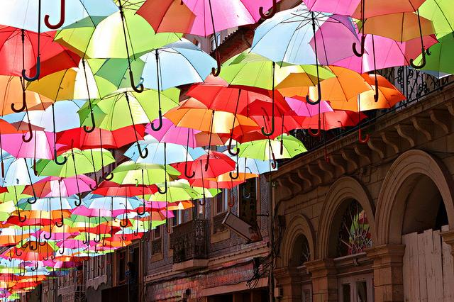 Umbrellas Serie