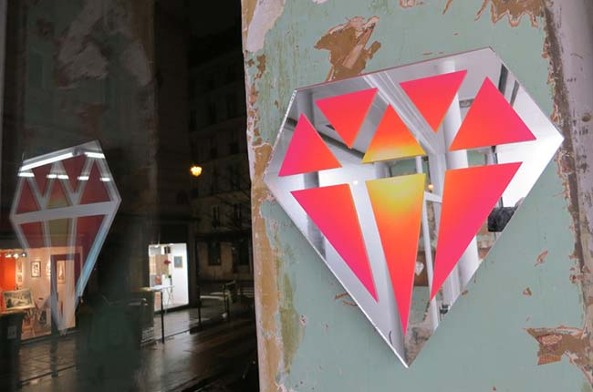 Diamant Street Art