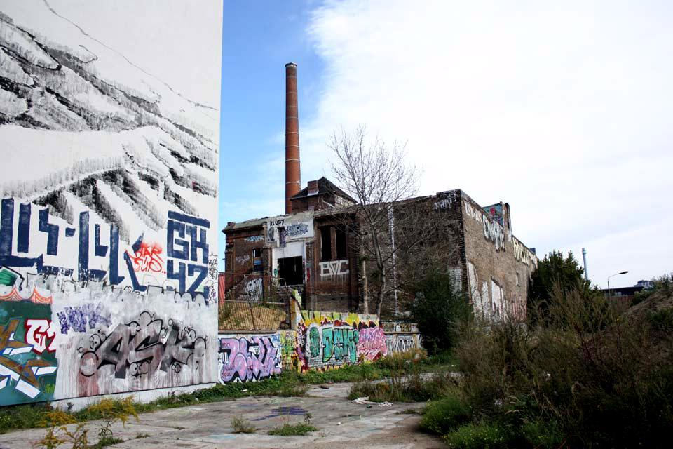 Eisfabrik – Berlin